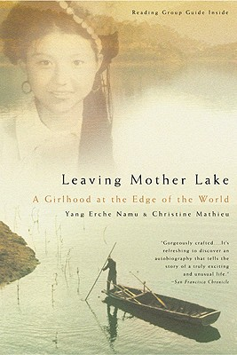 Image for Leaving Mother Lake: A Girlhood at the Edge of the World