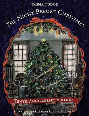 The Night Before Christmas, Clement Clarke Moore, Tasha Tudor