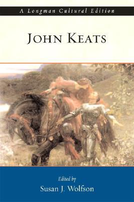 John Keats, A Longman Cultural Edition