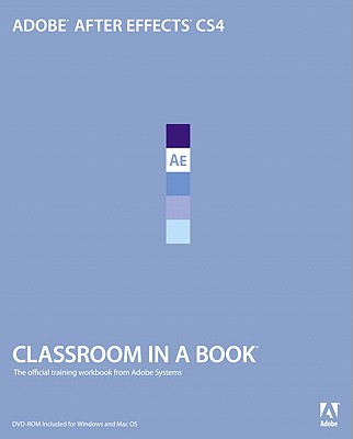 Image for Adobe After Effects CS4 Classroom in a Book