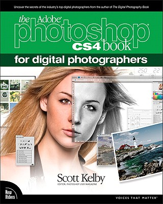Image for ADOBE PHOTOSHOP CS4 BOOK FOR DIGITAL PHOTOGRAPHERS, THE