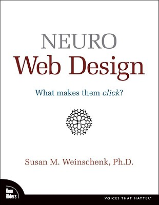 Image for Neuro Web Design What Makes Them Click?