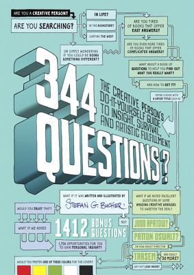 344 Questions: The Creative Person's Do-It-Yourself Guide to Insight, Survival, and Artistic Fulfillment (Voices That Matter), Bucher, Stefan G.