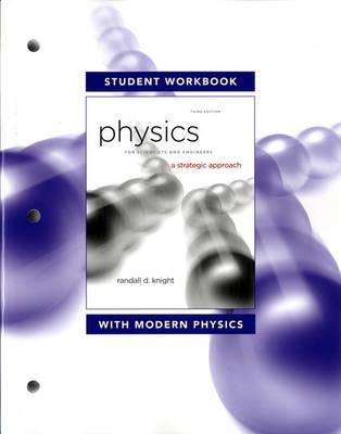Image for Student Workbook for Physics for Scientists and Engineers: A Strategic Approach with Modern Physics