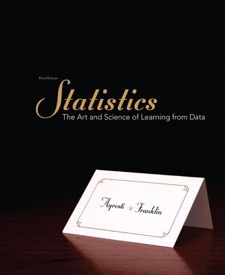 Image for Statistics: The Art and Science of Learning from Data (3rd Edition)
