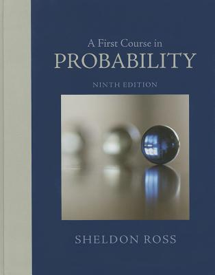 Image for A First Course in Probability (9th Edition)