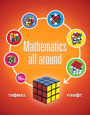 Mathematics All Around (5th Edition), Tom Pirnot