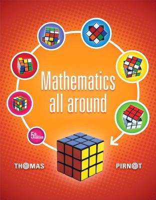 Mathematics All Around (5th Edition), Pirnot, Tom