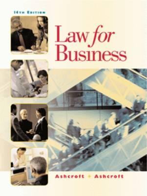 Image for Law for Business