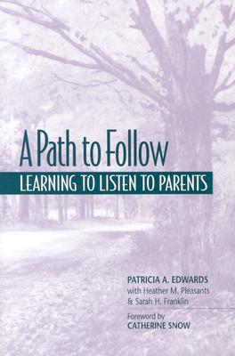 Image for A Path to Follow: Learning to Listen to Parents
