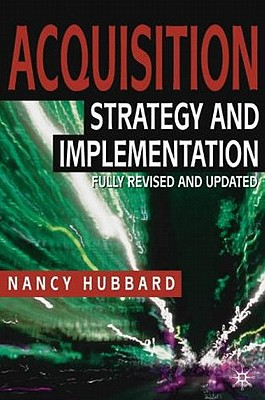 Image for Acquisition: Strategy and Implementation (MacMillan Business)