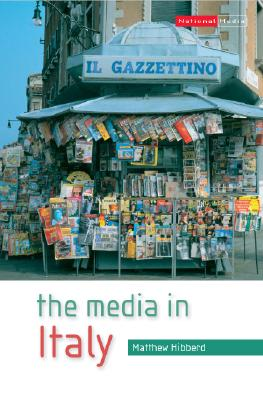 Image for The Media in Italy (National Media (Paperback))