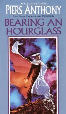 Image for Bearing An Hourglass (Incarnations of Immortality, Book 2)