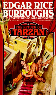The Return of Tarzan, Vol. 2, Edgar Rice Burroughs