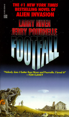 Footfall, Larry Niven; Jerry Pournelle