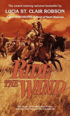 Ride the Wind, LUCIA ST CLAIR ROBSON