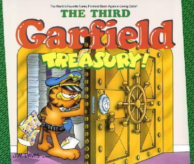 The Third Garfield Treasury!, Davis, Jim