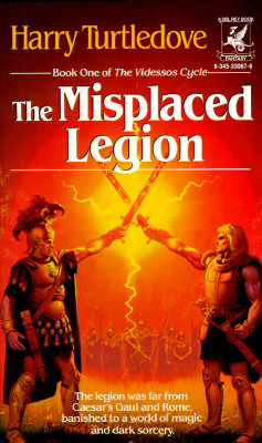 Image for The Misplaced Legion (The Videssos Cycle  Book One)