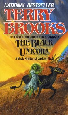 The Black Unicorn (Magic Kingdom of Landover Novel), Terry Brooks