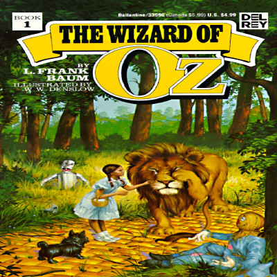 Image for The Wizard of Oz: A Novel