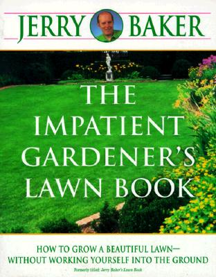 Image for JERRY BAKER'S LAWN BOOK
