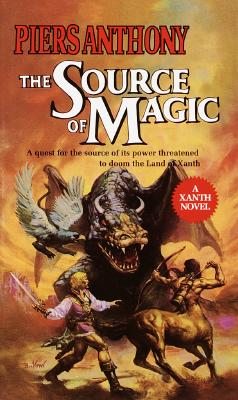 Source of Magic (Xanth Novels (Paperback)), Piers Anthony