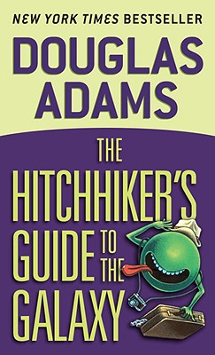 HITCHHIKER'S GUIDE TO THE GALAXY (HITCHHIKER'S, NO 1), ADAMS, DOUGLAS