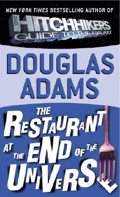 Image for RESTAURANT AT THE END OF THE  UNIVERSE