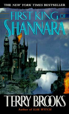 First king of Shannara, Terry Brooks