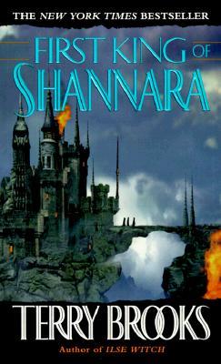 First King of Shannara, TERRY BROOKS