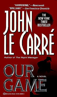 Our Game, JOHN LE CARRE
