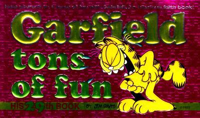 Garfield Tons Of Fun, Jim Davis