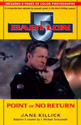 Image for POINT OF NO RETURN BABYLON 5