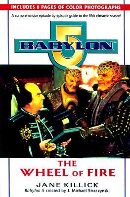 Image for WHEEL OF FIRE BABYLON 5
