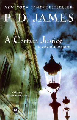 Certain Justice, P. D. JAMES