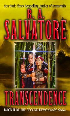 Image for Transcendence (The Second DemonWars Saga, Book 2)