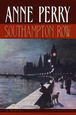 Image for Southampton Row (Charlotte & Thomas Pitt Novels)