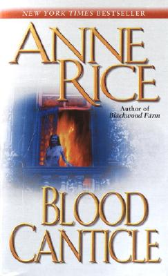 Image for Blood Canticle (Vampire Chronicles)
