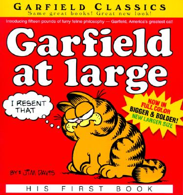 Garfield at Large: His 1st Book, Davis, Jim