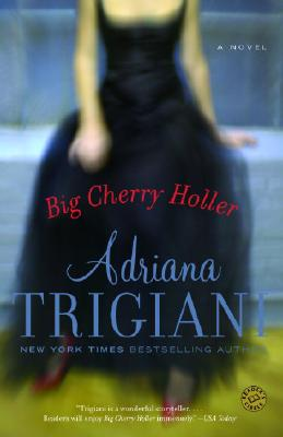 Image for BIG CHERRY HOLLER: A BIG STONE GAP NOVEL