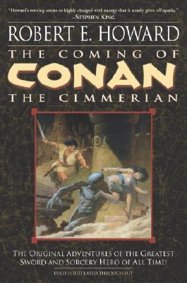 COMING OF CONAN THE CIMMERIAN, HOWARD, ROBERT E.