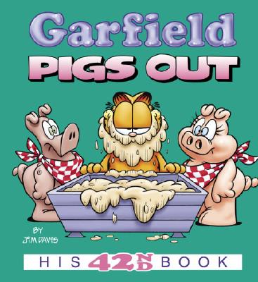 Garfield Pigs Out: His 42nd Book, Jim Davis