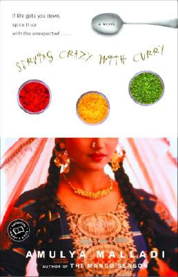 Image for Serving Crazy with Curry (Ballantine Reader's Circle)