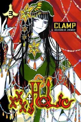 Image for xxxHOLiC, Vol. 3 CLAMP