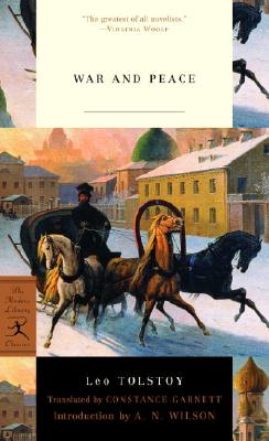 Image for War and Peace (Modern Library Classics)