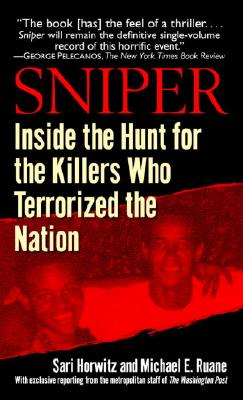 Image for Sniper (Inside The Hunt For The Killers Who Terrorized The Nation)