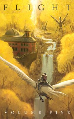 Image for Flight Volume Five (Flight Graphic Novels)
