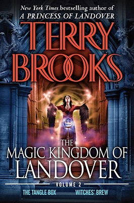 The Magic Kingdom of Landover   Volume 2, Terry Brooks