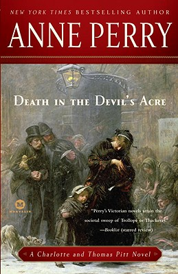 Image for Death in the Devil's Acre: A Charlotte and Thomas Pitt Novel