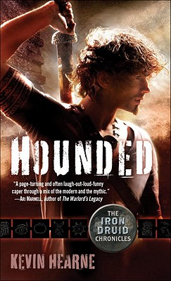 Image for Hounded: The Iron Druid Chronicles, Book One